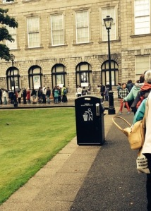 Line for the Book of Kells